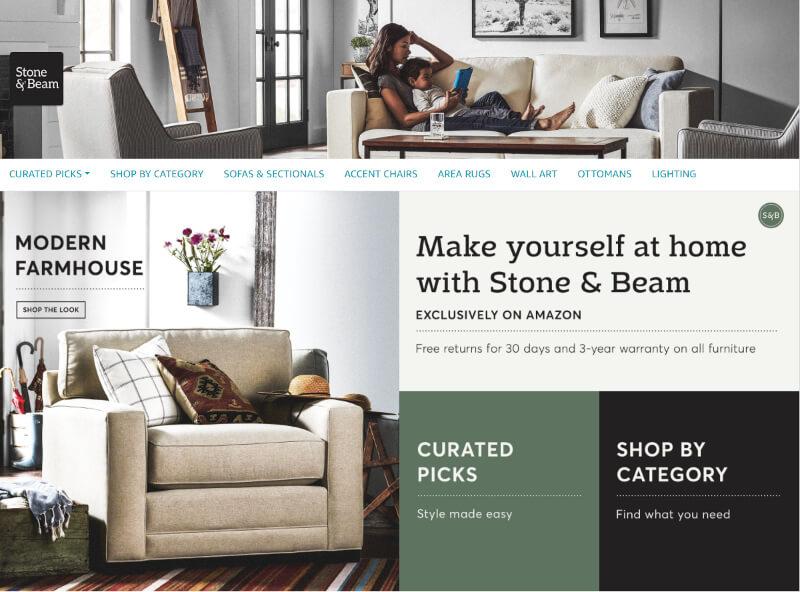 neue eigenmarken amazon hat jetzt auch eigene m bel in petto amazon watchblog. Black Bedroom Furniture Sets. Home Design Ideas