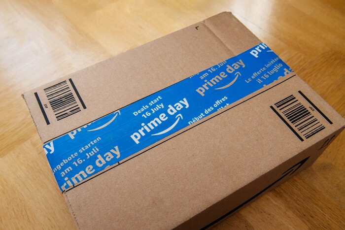 Prime-Day-2018-Paket von Amazon