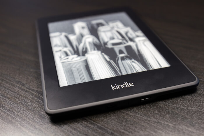 E-Book-Reader von Amazon Kindle