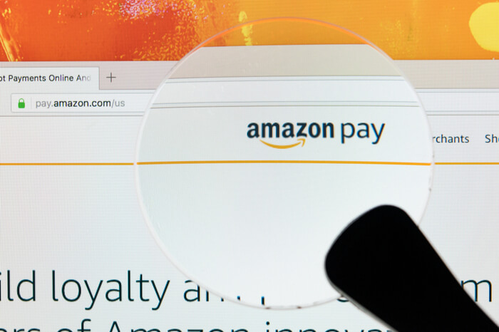 Amazon Pay Website