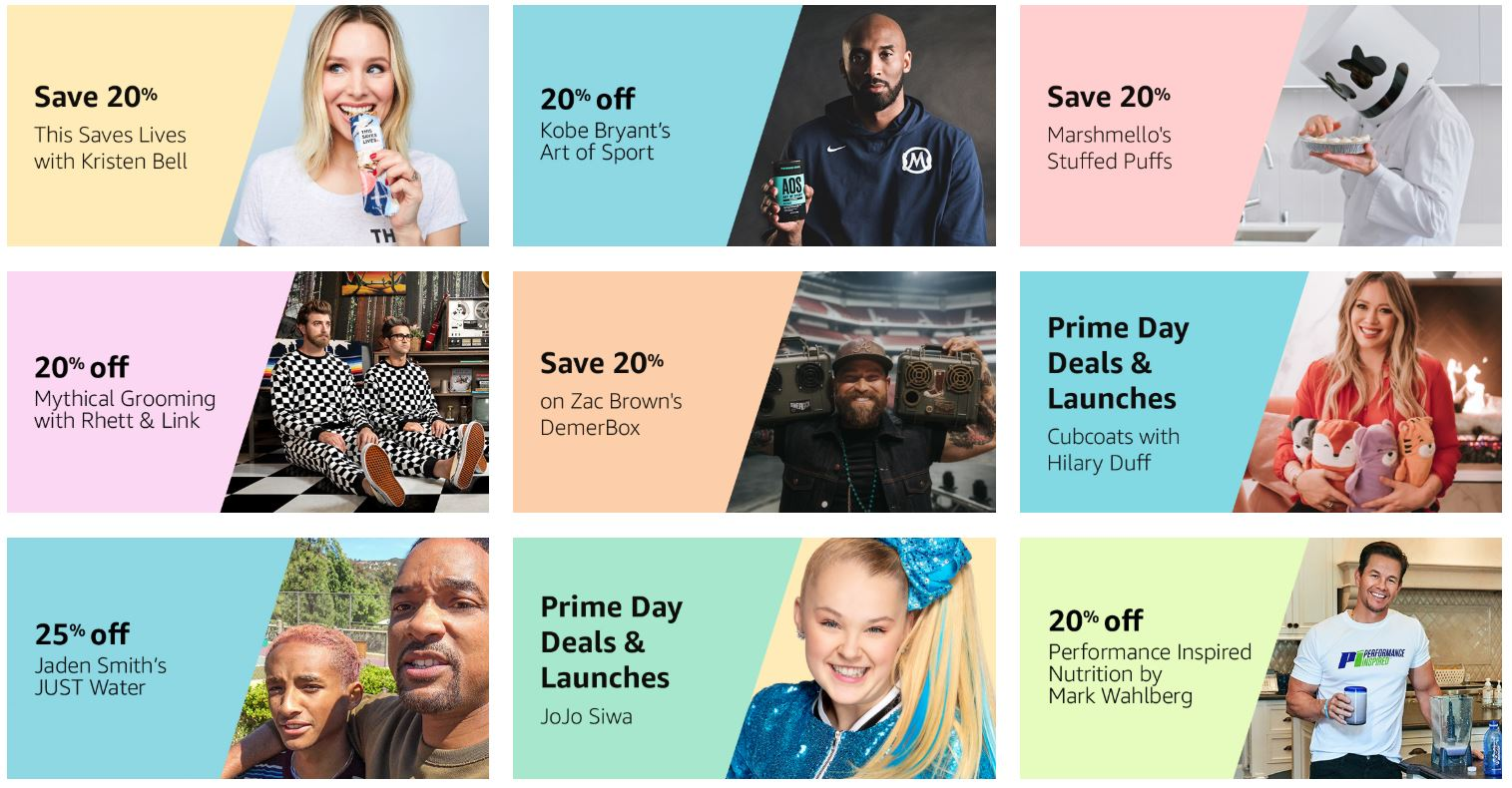 Amazon Prime Day VIP Deals