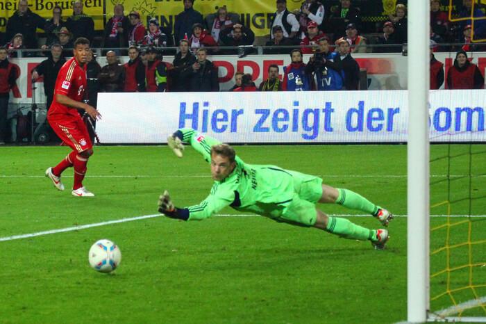 Dortmund Bayern Tore
