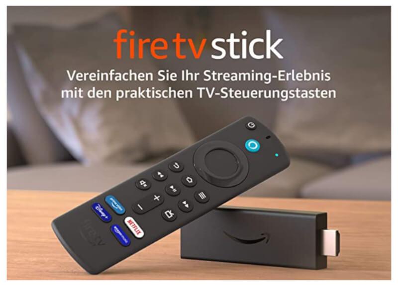 Amazon: neue Fire TV Fernbedienung