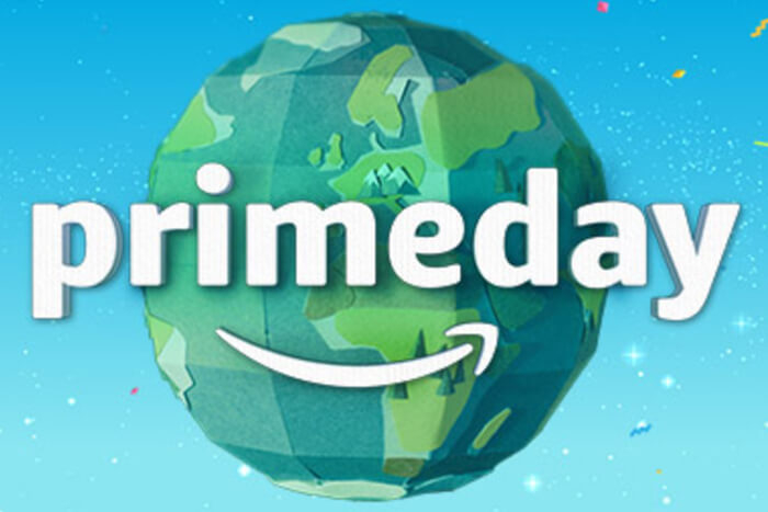 Screenshot Banner: Amazon Prime Day
