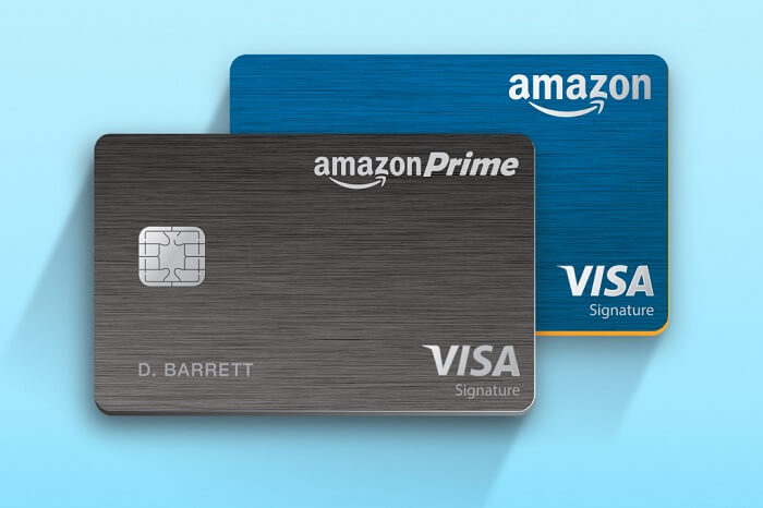 wie funktioniert amazon visa card
