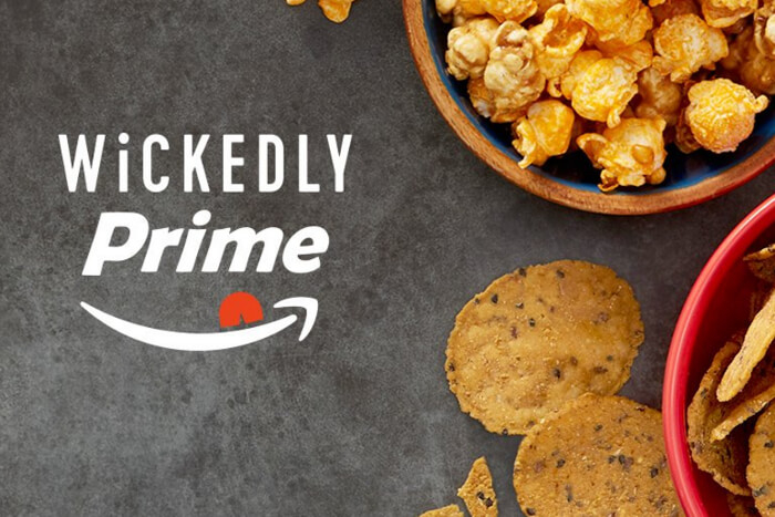 Screenshot der neuen Marke Amazon Wickedly Prime