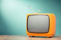 Fernseher im Retro-Look