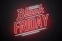 Black Friday Schriftzug