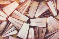 Viele verschiedene Bücher