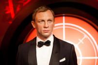 Wachsfigur von James Bond