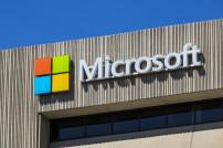 Microsoft-Schriftzeichen