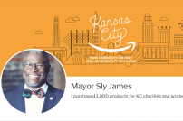 Bürgermeister James, Kansas City
