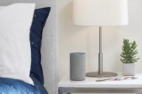 Echo-Lautsprecher von Amazon im Einsatz