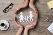 Versicherung: Schutz der Familie und des Besitzes