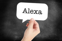 Alexa Sprechblase