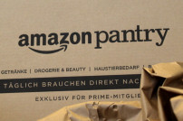 Foto einer Amazon Pantry Box