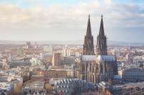 Foto von Köln - inklusive des Kölner Doms