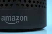 Nahaufnahme vom Amazon Echo