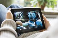 Avatar auf Tablet