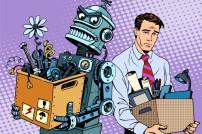 Job: Mensch wird durch Roboter ersetzt