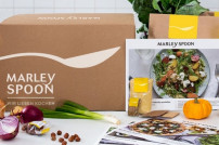 Kochbox von Marley Spoon