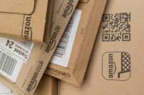 verschiedene Amazon-Pakete