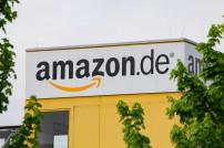 Amazon-Gebäude in Leipzig