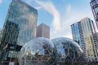 Amazon-Gebäude in Seattle