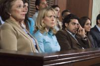 Jury im Gericht