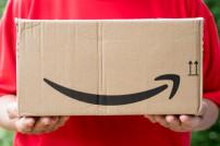 Zustellung Amazonpaket