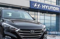 Hyundai-Fahrzeug