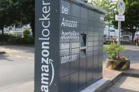 Paketbox: Foto eines Amazon Locker