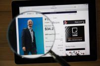 Jeff Bezos unter der Lupe