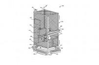 Patent Menschenkäfig