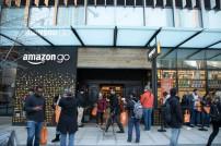 Amazon Go Markt