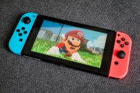 Super Mario auf Nintendo Switch