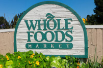 Logo der Supermarktkette Whole Foods