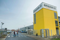 Amazon-Logistikzentrum Leipzig