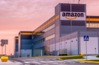 Amazon-Logistik-Center in Stettin, Polen