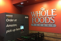 Amazon Locker im Whole Foods