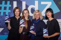 Die Gewinnerinnen der Unternehmerinnen der Zukunft