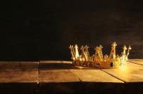 Krone im Licht