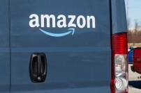 Auto der hauseigenen Amazon Logistiksparte