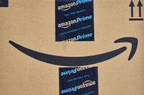 Amazon-Paket mit Smile