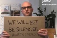 Amazon Employees For Climate Justice @AMZNforClimate