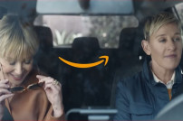 Amazon Ellen de Generes