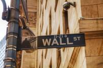 Wall Street in NewYork