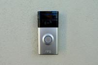 Klingel mit integrierter Kamera der Amazon-Tochter Ring