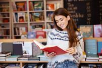 Buchladen Mädchen