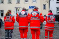 Deutsches Rotes Kreuz Mitarbeiter